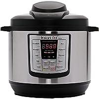 Instant Pot Lux 6 en 1, Olla de presión  eléctrica programable multiuso de 5.67 Litros,