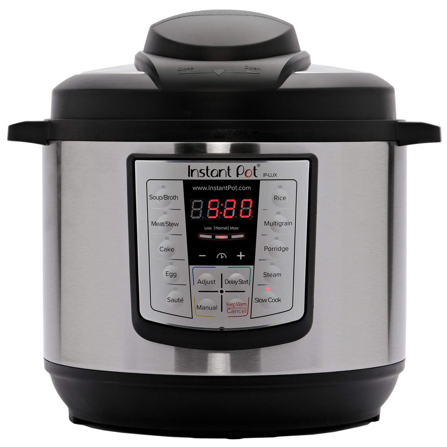 Instant Pot LUX60V3 V3 6 Quart 6-in-1 Multi-Use Programmable Pressure Cooker