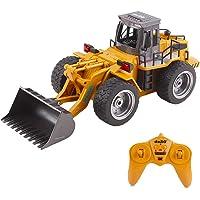 deAO Camión de Construcción Excavador de Carga Frontal