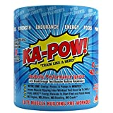 KA-POW! The Fastest Hitting ANABOLIC PREWORKOUT On The Planet –Powerful Androgenic Triggers, Nitro Pump Precursors, and Dual Wave Energy Release for NON STOP Performance - Works in Minutes! 42 Svgs