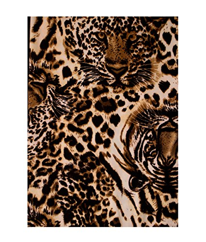 Tiger Outfit Ideas (Modadorn New Arrival Patterned Leggings Collection (Soft Feel Tiger Print BROWN S/M))
