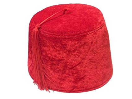 ea55cf41c Jacobson Hat Company Red Fez Hat