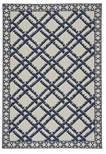 Capel Rugs 4724RS07101100475 Williamsburg Elsinore-Bamboo Trellis Area Rug 7