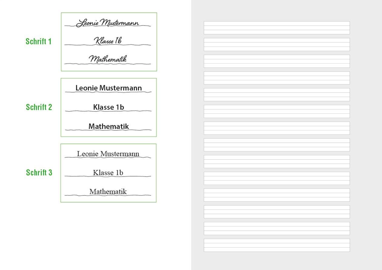 24 lustige JANOSCH-Schulhefte A4, »Geheimnisvolles Geschenk«, Lineatur 1, Frühlingsgrün, personalisierbar, personalisierbar, personalisierbar, 32 Seiten B076JDJ7H2   Vogue    Neuankömmling    Gute Qualität  8c4613