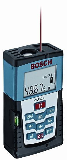 Bosch GLR225 Laser Distance Measurer by Bosch: Amazon.es: Bricolaje y herramientas