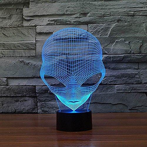 Alien Led Lights - 6