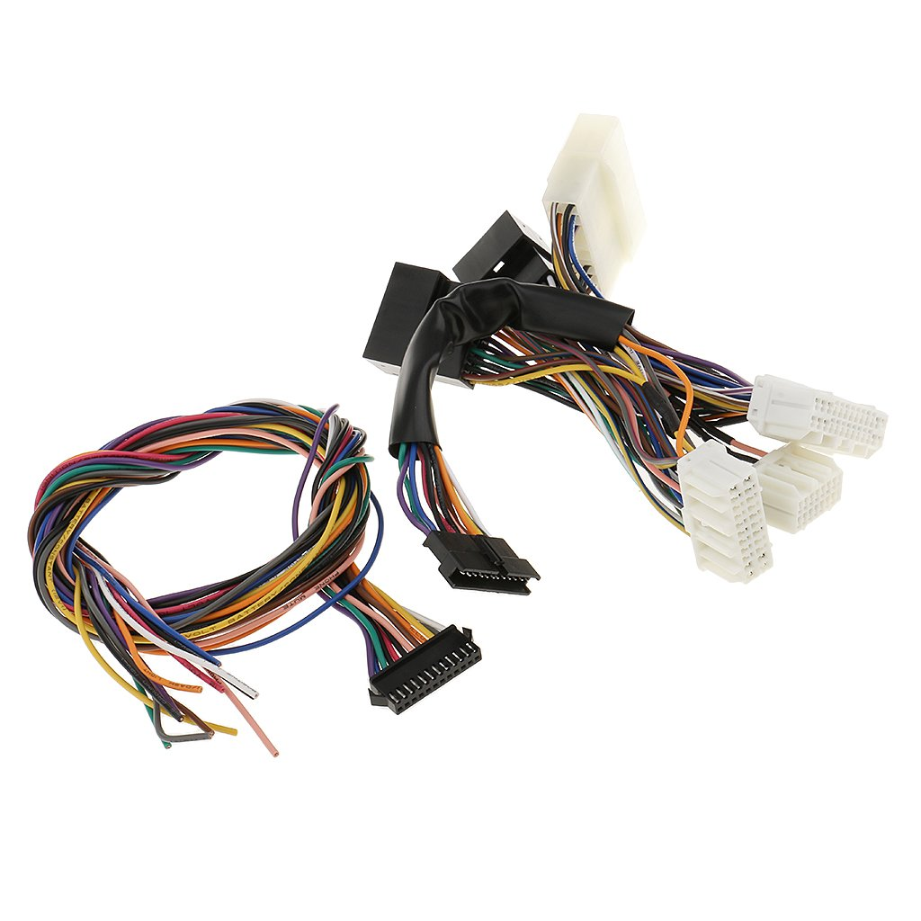 Amazon.com: MagiDeal OBD0 to OBD1 ECU Jumper Conversion Harness adaptor For  Honda Civic Accord: Automotive