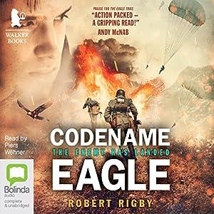 Codename Eagle: Paul Hansen, Book 2 Audiobook