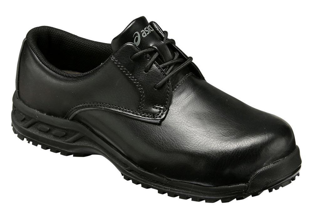 ASICS(アシックス)ウィンジョブ 119S メンズ レディース ワーキングシューズ 作業靴 ワイド ブラック FOA551 90ブラック 27.0 B00HXH63JK