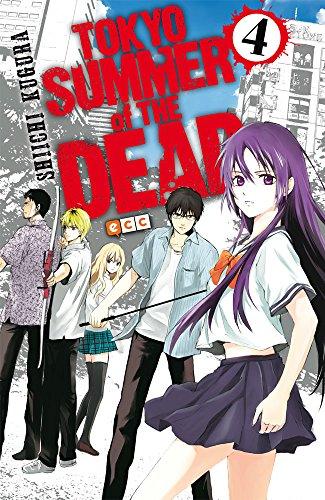 Descargar Libro Tokyo Summer Of The Dead 4 Shiichi Kuruga