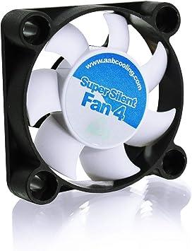 AABCOOLING Super Silent Fan 4 - Un Silencioso y Muy Efectivo ...