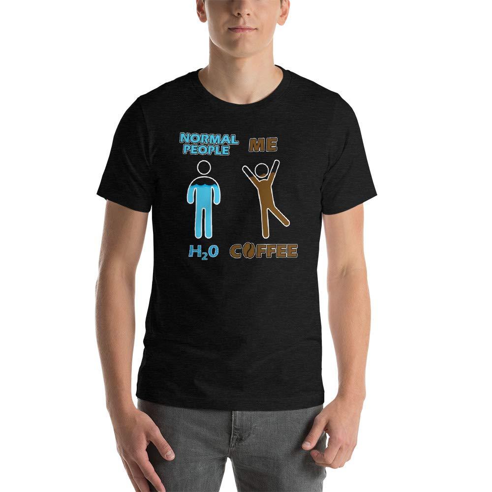 I Need Coffee Short-Sleeve Unisex T-Shirt