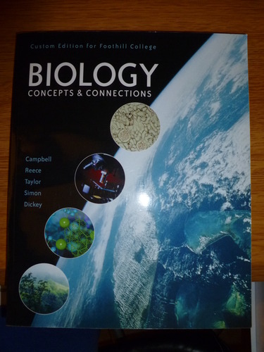 Download BIOLOGY:CONCEPTS+CONNECTIONS > pdf