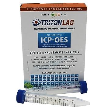 Professional Test Kit Ca Calcium Koffer Meerwasser Aquarium Wasseranalyse ATI