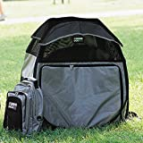Motor Trend by Petego Dog Bag Portable Pet Tent with Backpack, Medium