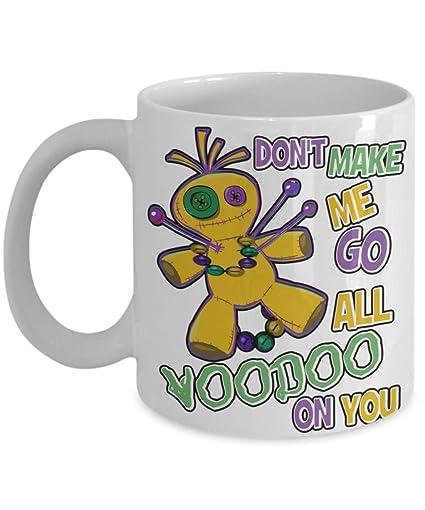 Mardi Gras Mask All Over Black Out Coffee Mug
