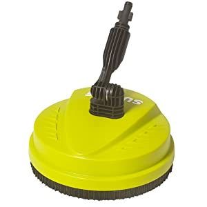 Sun Joe SPX-PCA10 10-Inch Surface, Deck and Patio Cleaning Attachment for SPX Series Pressure Washers