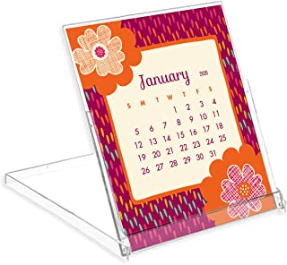 product image for Night Owl Paper Goods Desk Calendar, White