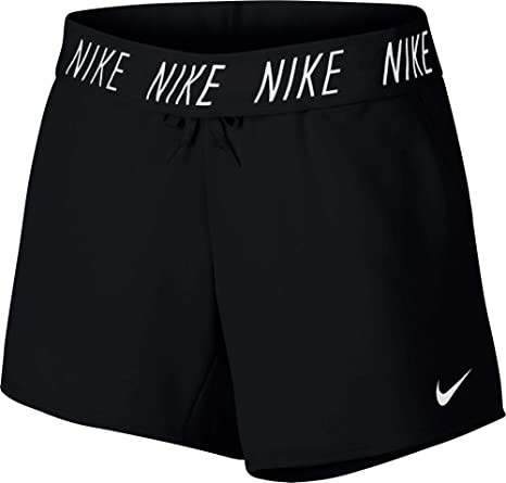 13f9bf32f4b6a Image Unavailable. Image not available for. Color: Nike Women's Dry 5'' French  Terry Attack Shorts ...