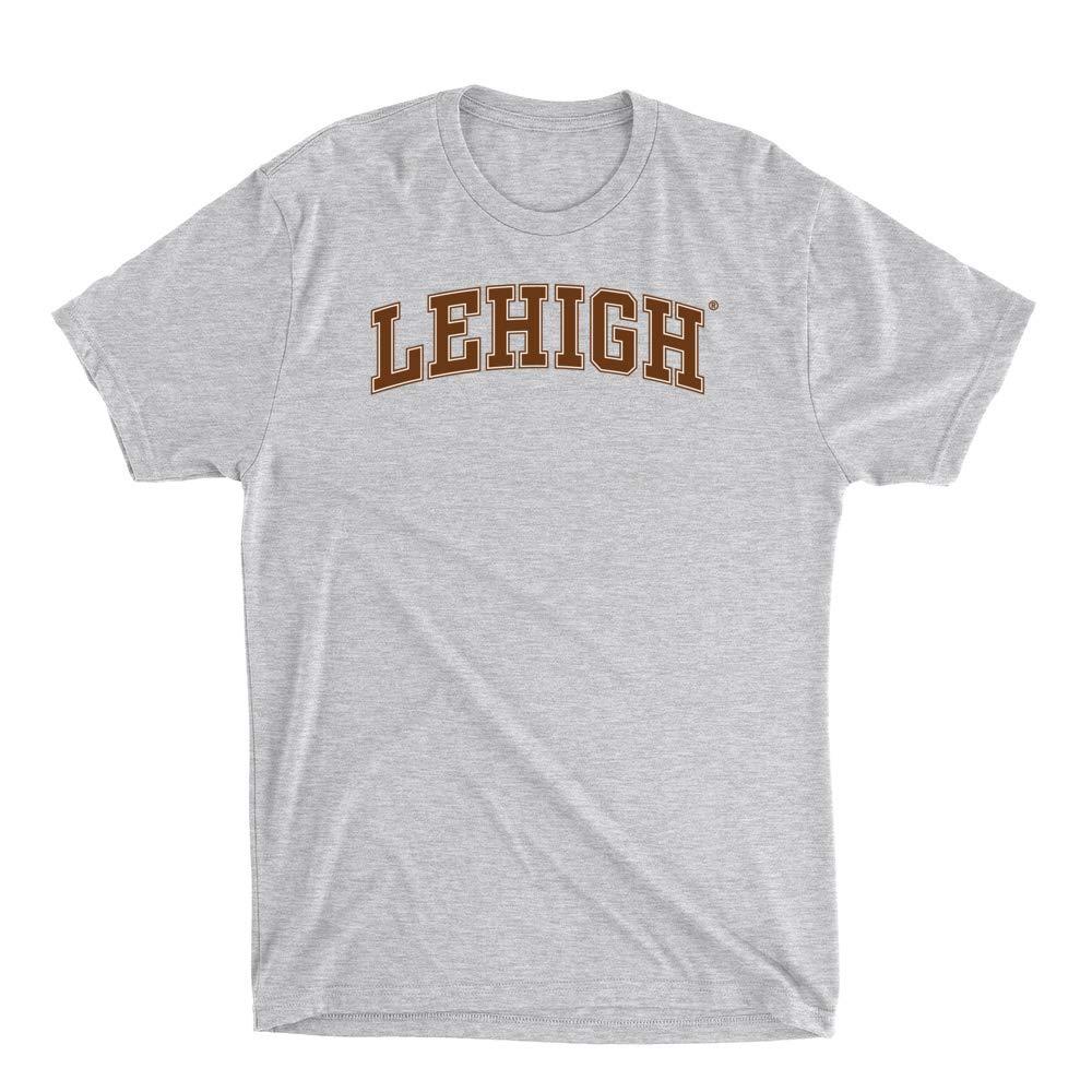 Official NCAA Lehigh University Mountain Hawks PPLHU07 Mens//Womens Premium Triblend T-Shirt