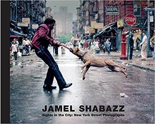 Sights in the City: New York Street Photographs by Jamel Shabazz (2017)
