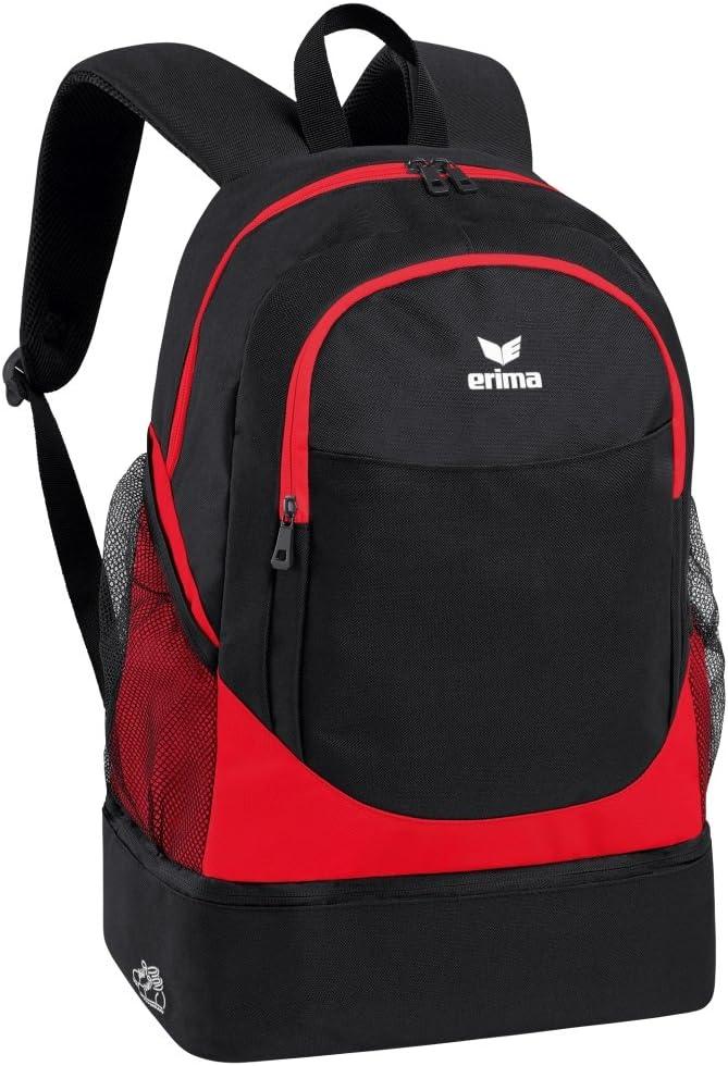 Erima Club 19002.0Backpack–Red/Black
