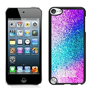 High Quality iPod Touch 5 Case ,Cool And Fantastic Designed Case With Victoria's Secret Love Pink 58 Black iPod Touch 5 Cover