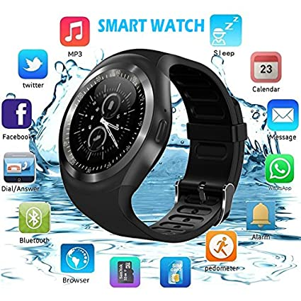 SMARTRICH Impermeable Bluetooth Smart Watch, Mobile ...