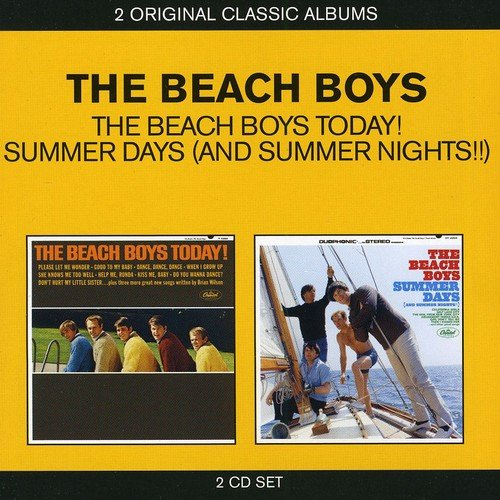 Beach Boys - The Beach Boys Today!summer Days - Zortam Music