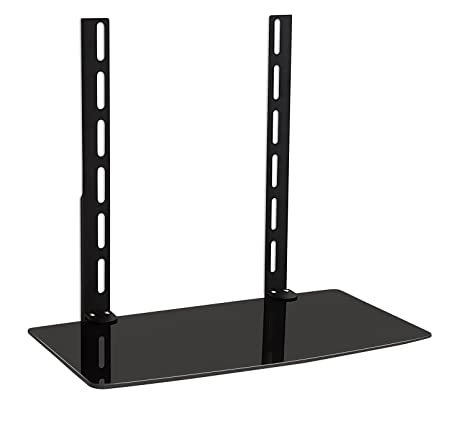 Amazoncom Mount It Tv Wall Mount Shelf Bracket Under Tv For Cable