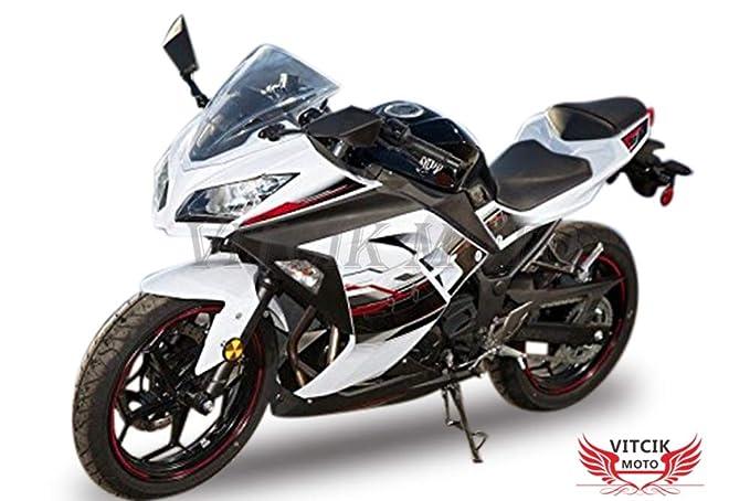 vitcik (Kits de carenado ajuste para Kawasaki ex300r Ninja ...