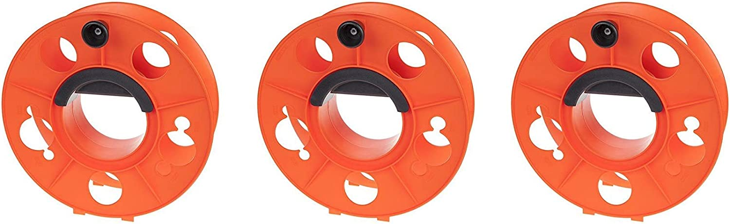 150-Feet Fоur Расk Bayco KW-130 Cord Storage Reel with Center Spin Handle
