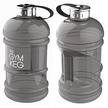 The Gym Keg–Botella de agua para actividades deportivas, 2