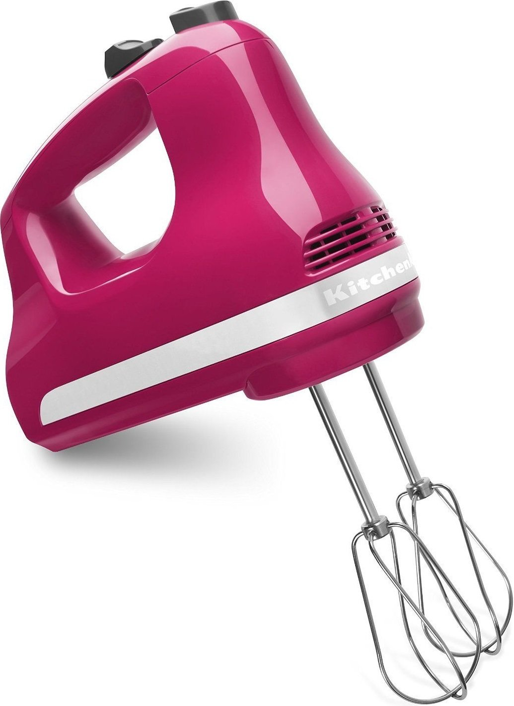 KitchenAid KHM920cb 9-Speed Most Powerful Digital Display Power Hand Mixer Cranberry