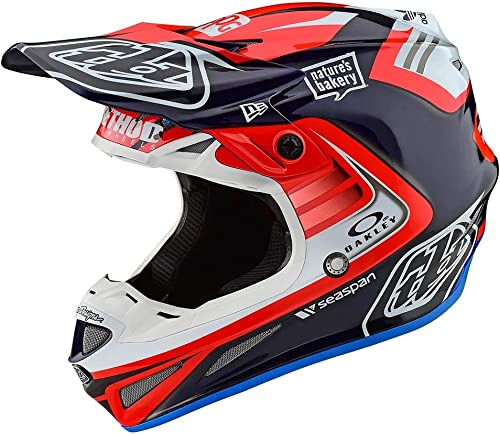 Troy Lee Designs 2020 SE4 Carbon Helmet with MIPS