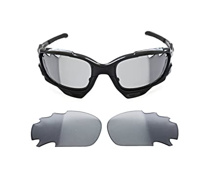 NEW REPLACEMENT PHOTOCHROMIC LENS FOR OAKLEY RACING JACKET ... b8f2c4e32d06