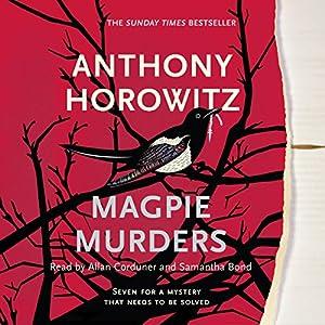 Magpie Murders Audiobook