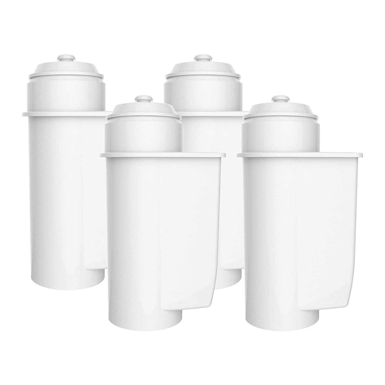TZ70003 AquaCrest AQK-01 Kaffeemaschinen Wasserfilter Ersatz f/ür Brita Intenza; Siemens TZ70033 4 EQ Kaffeevollautomat Wasserfilterpatrone TCZ7003 Serie; Bosch 12008246