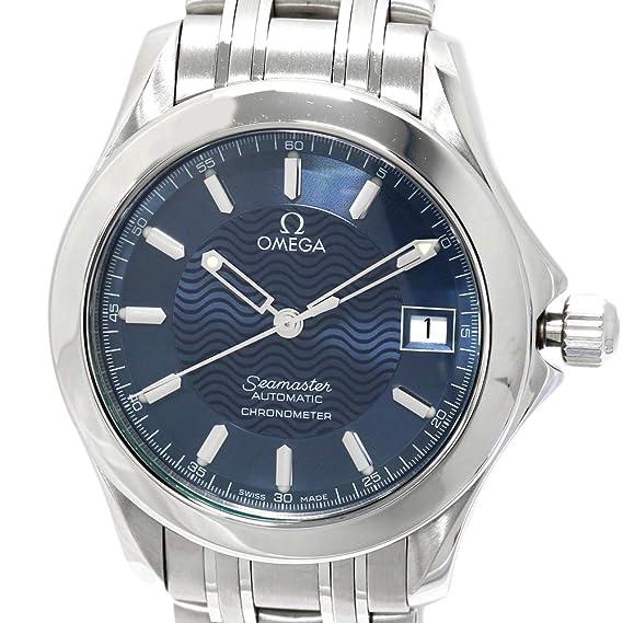 buy popular 0b65e f5735 Amazon | [オメガ]OMEGA 腕時計 シーマスター120m自動巻き 2501 ...