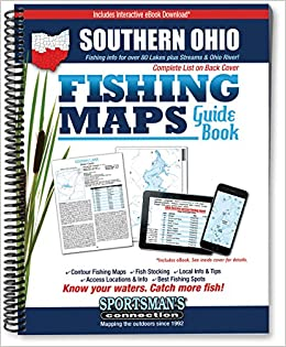 Southern Ohio Fishing Map Guide: Jim Billing: 9781885010476: Amazon ...