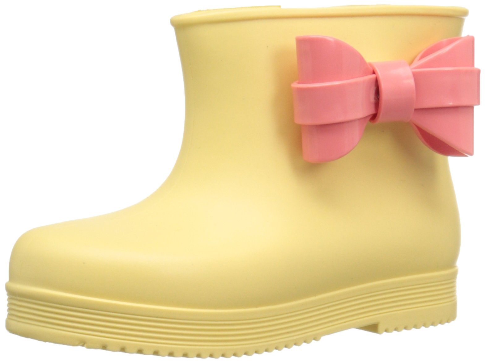 Mini Melissa Melissa Boot Mary Jane (Toddler), Yellow, 6 M US Toddler