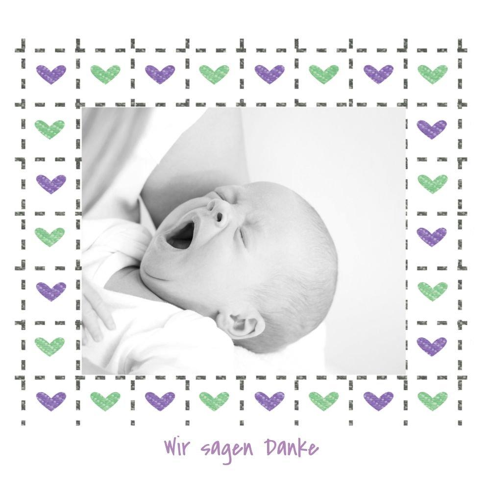 Kartenparadies Danksagung für für für Geburt Baby Dankeskarte Herzrahmen, hochwertige Danksagungskarte Baby inklusive Umschläge   100 Karten - (Format  145x145 mm) Farbe  MattBlau B01MTEZMTL   Speichern    Günstige Preise    Starke Hitze- und Hitzebes 2ba0a5