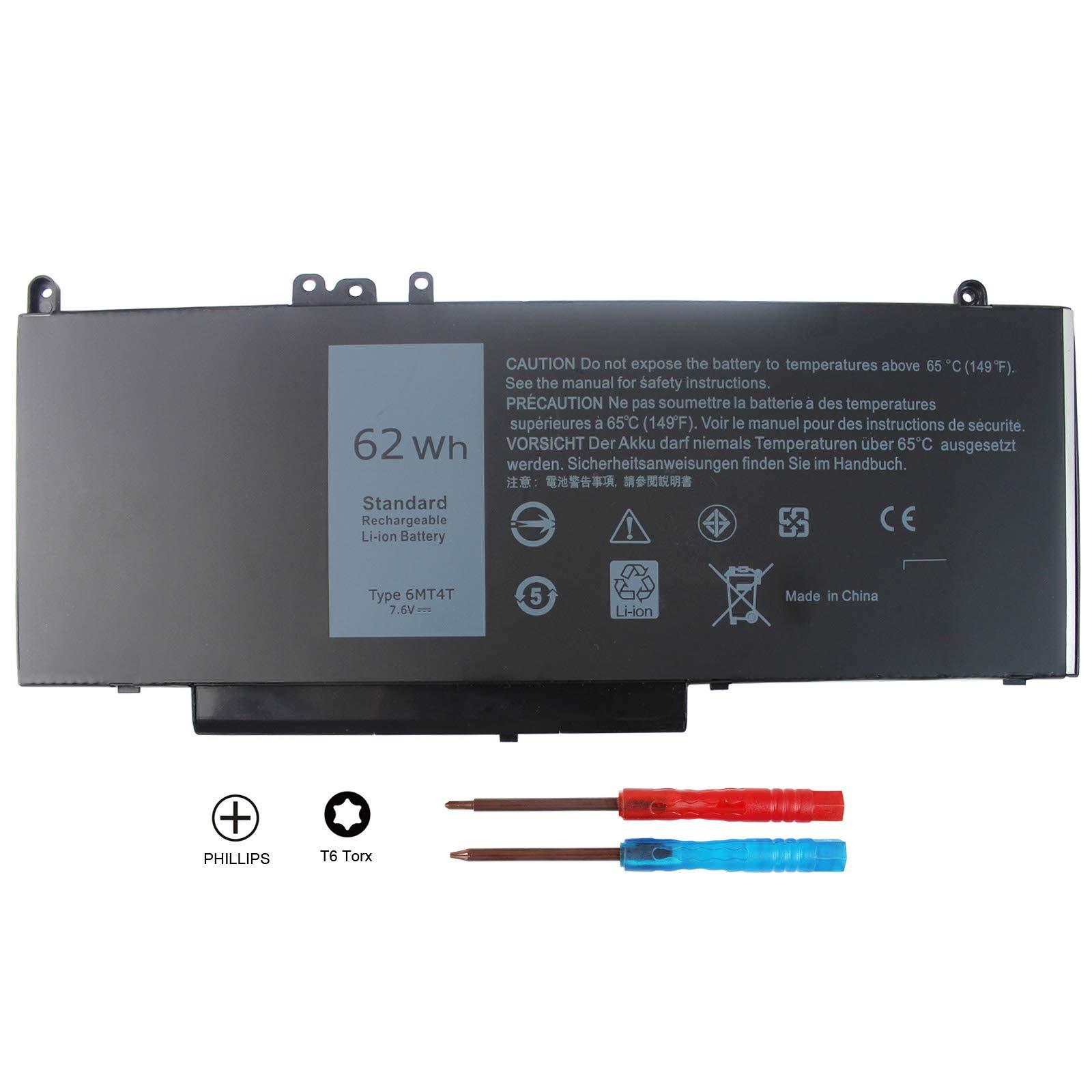 Bateria 6MT4T Dell Latitude E5470 E5570 Precision 3510 K3JK9