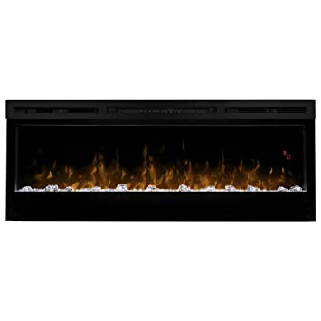 Amazon.com: Dimplex Prism Wall Mount Linear Electric Fireplace ...