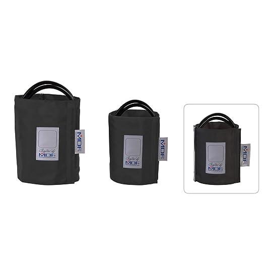 2 opinioni per MDF® Adulti- Doppio tubo- Anello Dbracciale per la rilevazione della pressione