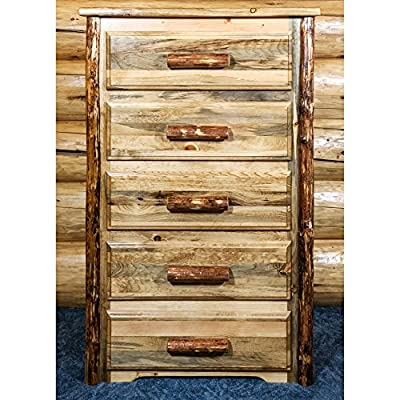 Montana Woodworks Glacier Country 5 Drawer Chest