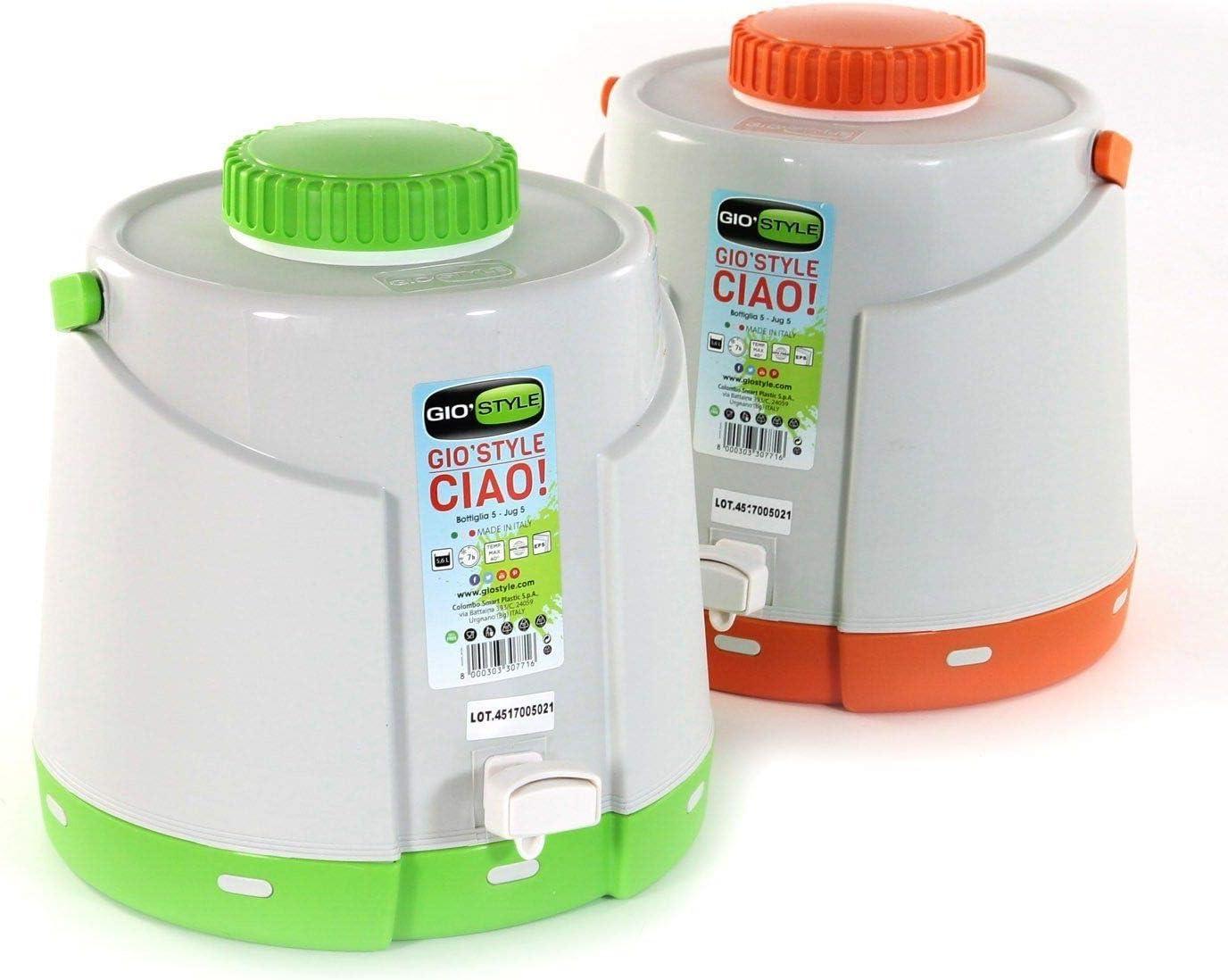 5 litri circa Mobicool T05 Thermos Secchio