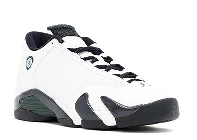 check out 9ba30 49f5e Nike Air Jordan 14 Retro GS White Black 487524-106 (Size  4Y