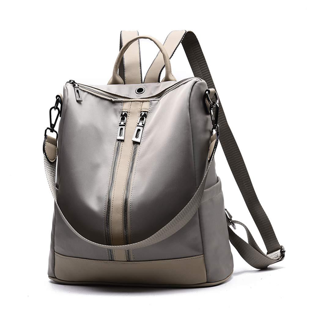 C&S CS Rucksack-Oxford-Art-Einfache Art- Art- Art- und Weisefrauen-Reise-Einzelne Schulter-Beutel-Student-beiläufiges Schultasche-Leichtgewicht 5c7338