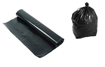 takestop 30 bolsas bolsas sobres 90 x 120 cm negro para ...